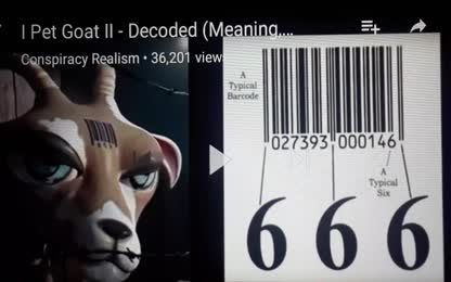 I Pet Goat 2 Decoded - 153News net - Because Censorship Kills